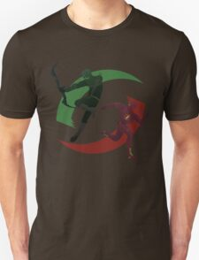 Green and Red T-Shirt