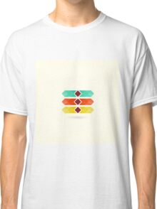 Abstract arrow3 Classic T-Shirt