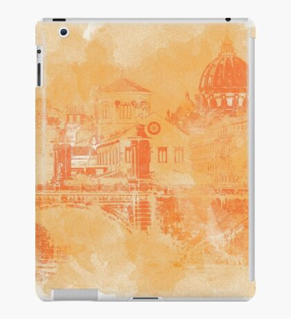 A look at history - Rome iPad Case/Skin