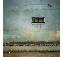 Alley Wall #3 - 2014 Photographic Print