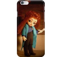 Diminutive Doctor iPhone Case/Skin