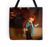 Diminutive Doctor Tote Bag