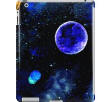 The Blue Planets iPad Case/Skin
