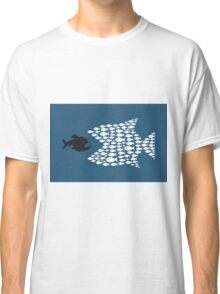 Abstract fish4 Classic T-Shirt