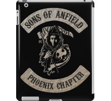 Sons of Anfield - Phoenix Chapter iPad Case/Skin