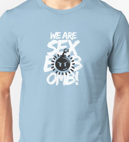 We Are Sex-bob-omb! Unisex T-Shirt
