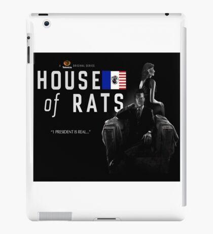HOUSE OF RATS iPad Case/Skin