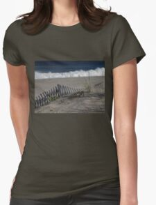 September Surf Womens Fitted T-Shirt