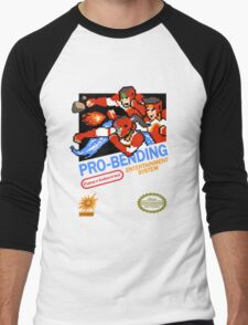 Pro-Bending Men's Baseball ¾ T-Shirt