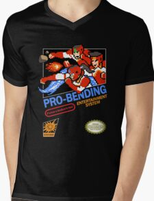 Pro-Bending Mens V-Neck T-Shirt