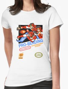 Pro-Bending Womens Fitted T-Shirt