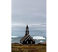 Church in the Wilderness Photographic Print