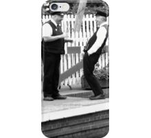 Oh,  Mr Porter iPhone Case/Skin