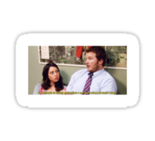 Parks and Rec Sticker