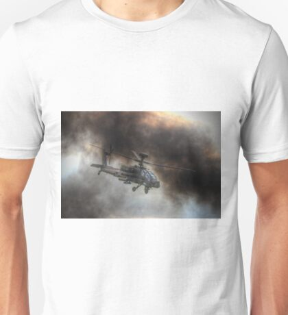 Apache HDR  - Dunsfold Wings and Wheels 2014 Unisex T-Shirt