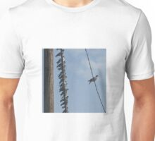 Ready for take off Unisex T-Shirt