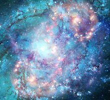 Abstract galaxies 2 by barruf
