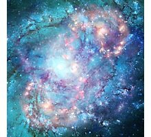 Abstract galaxies 2 Photographic Print