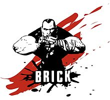 Brick Photographic Print
