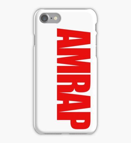AMRAP iPhone Case/Skin