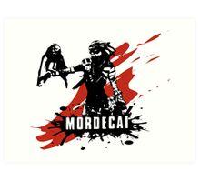 Mordecai Art Print