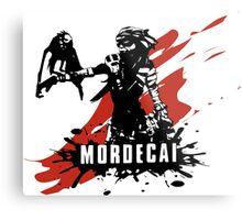Mordecai Metal Print