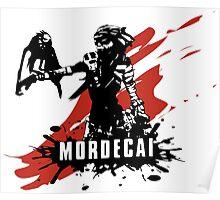 Mordecai Poster