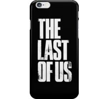 The Last of Us (Title) iPhone Case/Skin