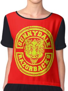 Sunnydale Razorbacks Chiffon Top
