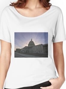 Capital Building Women's Relaxed Fit T-Shirt