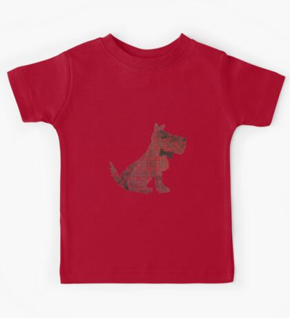 Scotty Dog Kids Tee