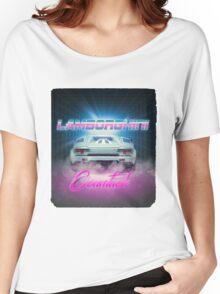 LAMBORGHINI COUNTACH Women's Relaxed Fit T-Shirt
