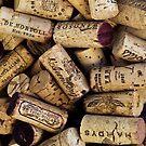 Wine Corks 2 (iP4) by Werner Padarin