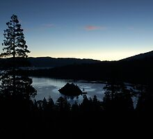 Emerald Bay in the Early Morning by Jared Manninen