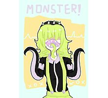 monster! Photographic Print