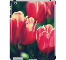 Volumptuous Tulips By Lorraine McCarthy iPad Case/Skin