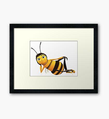 Barry Bee Benson Framed Print