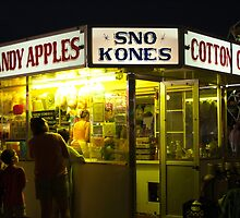 Candy Apples & Sno Cones by Elliott Junkyard