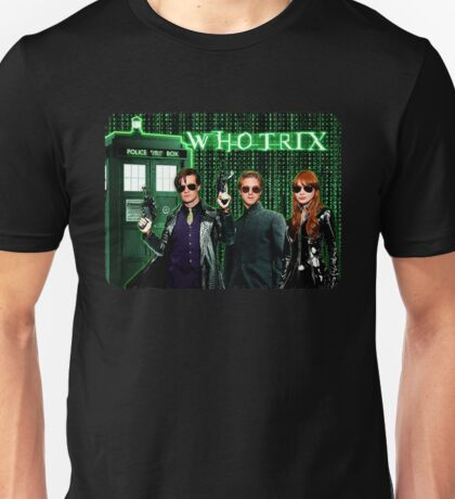 The Whotrix Unisex T-Shirt