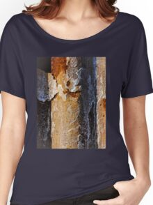 Aussie Corrugated Galvanised Iron #17 Women's Relaxed Fit T-Shirt