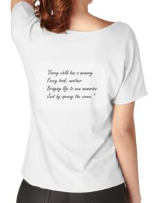 Inspirational Quote2 Women's Relaxed Fit T-Shirt