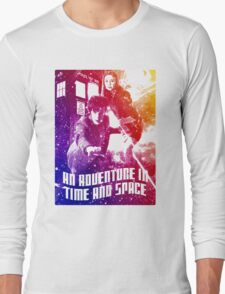An Adventure in Time and Space Long Sleeve T-Shirt