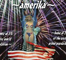 ~amerika~ (snippet) by wordwulf