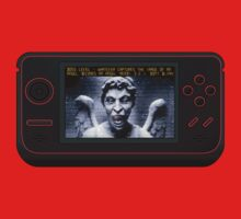 Weeping Angel Video Game Kids Clothes