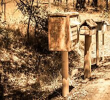 Mailboxes by Robert Fenech