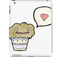cartoon love muffin iPad Case/Skin