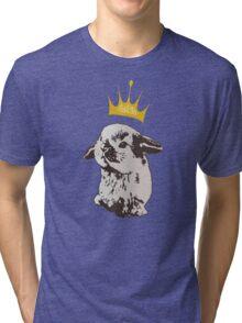 Grumpy Bunny Tri-blend T-Shirt