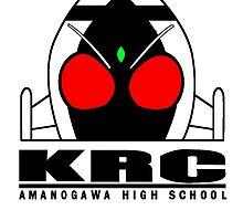 Kamen Rider Club by hordak87