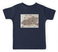 Binghamton - New York - 1901 Kids Tee