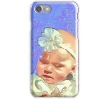 Precious little one iPhone Case/Skin